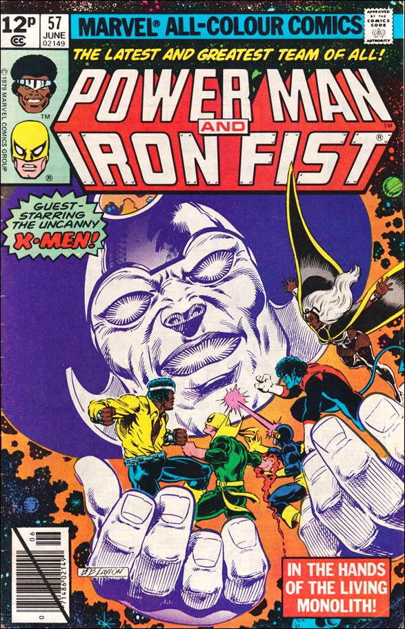 Power Man and Iron Fist (1978) 57-B by Marvel