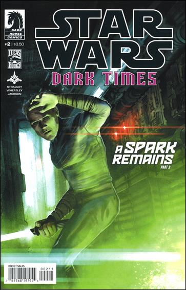 Star Wars: Dark Times - A Spark Remains 2-A by Dark Horse