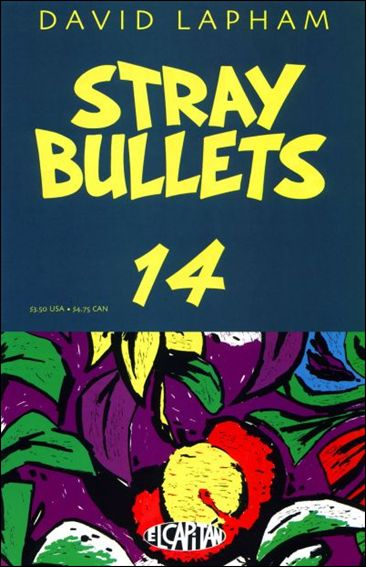 Stray Bullets 14-A by El Capitan