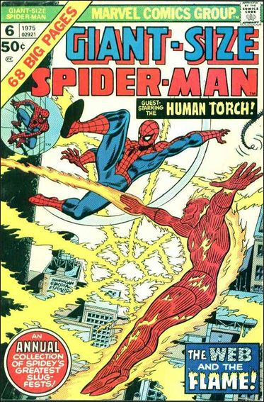 Giant-Size Spider-Man (1974) 6-A by Marvel
