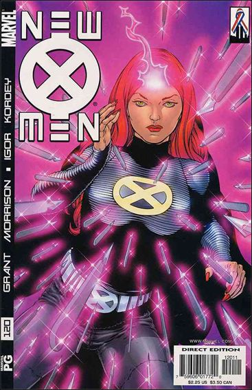 New X-Men (2001) 120-A by Marvel