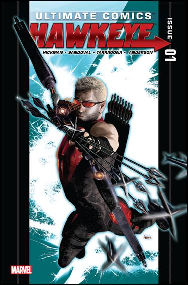 Ultimate Hawkeye 1-B by Marvel