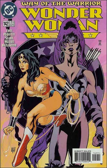 Wonder Woman (1987) 142-A by DC