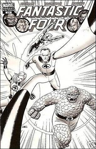 Fantastic Four (1961) 570-E by Marvel