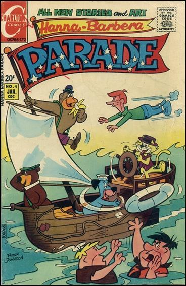 Hanna-Barbera: Parade 4-A by Charlton
