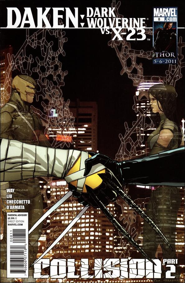 Daken: Dark Wolverine 8-A by Marvel