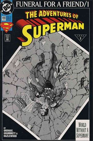 Adventures of Superman (1987) 498-A