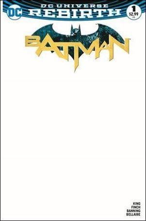 Batman (2016) 1-E