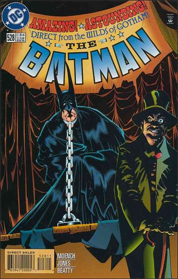 Batman (1940) 528-A by DC