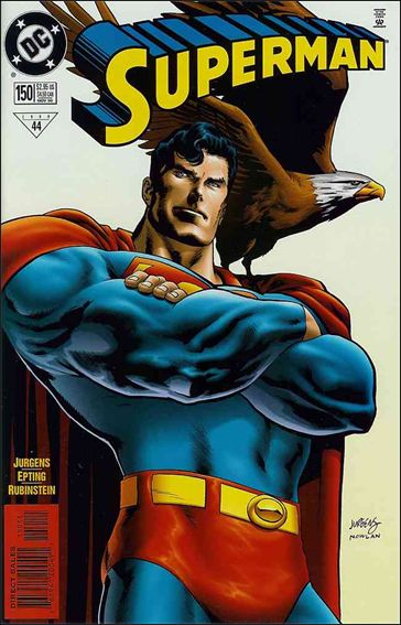 Superman (1987) 150-B by DC