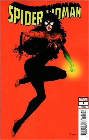 Spider-Woman (2020) 1-L