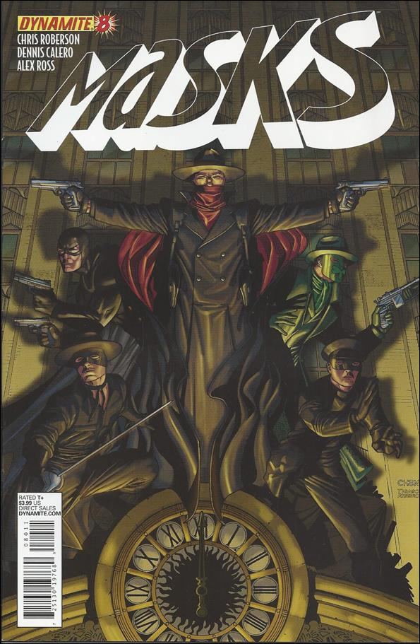 Masks 8-C by Dynamite Entertainment