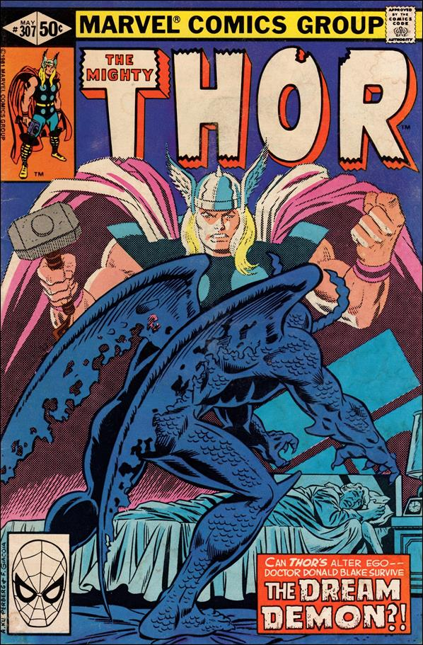 Thor (1966) 307-A by Marvel