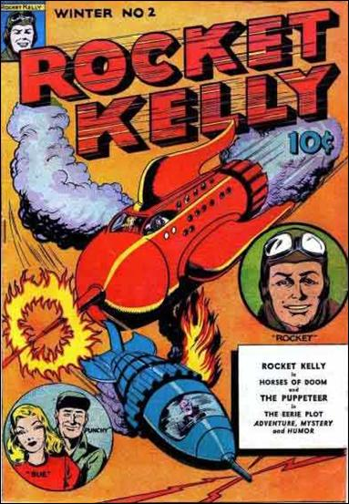 Rocket Kelly 2-A by Fox
