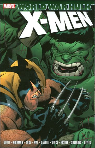 Hulk WWH - X-Men nn-A by Marvel
