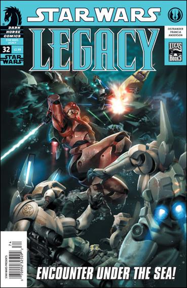 Star Wars: Legacy (2006) 32-A by Dark Horse