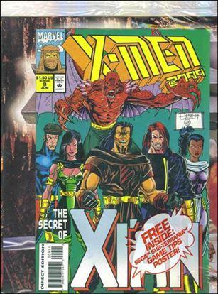 X-Men 2099 9-B