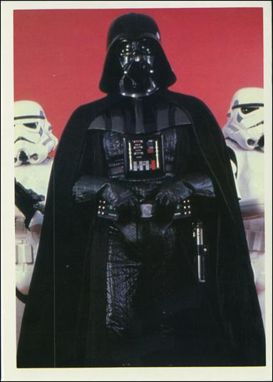 Empire Strikes Back Photo Cards (Base Set) 1-A by Topps