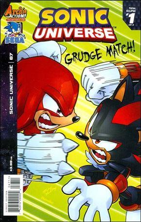 Sonic Universe 67-A