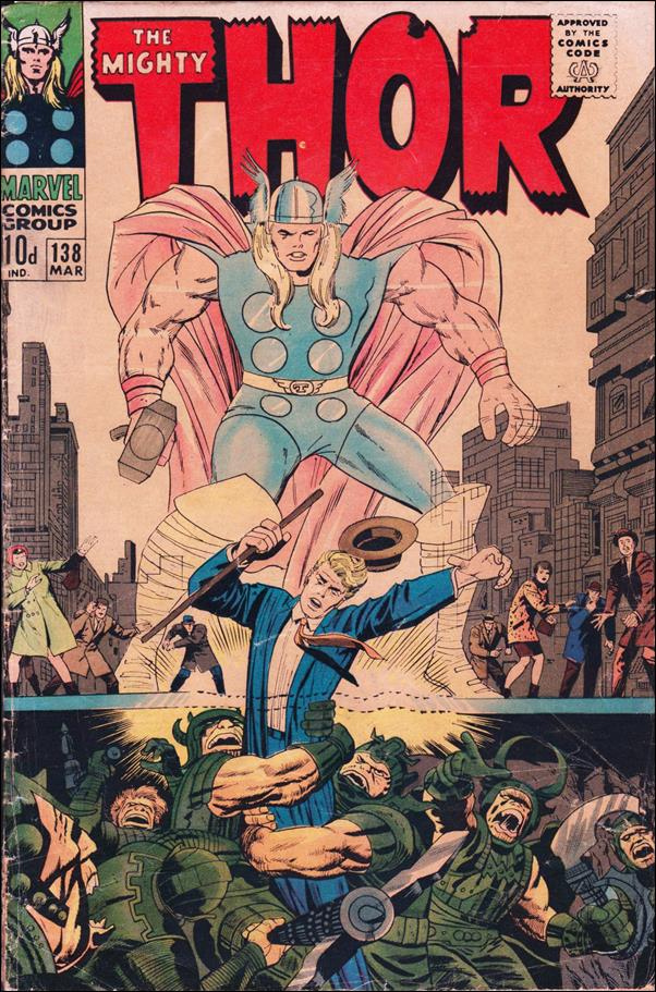 Thor (1966) 138-B by Marvel