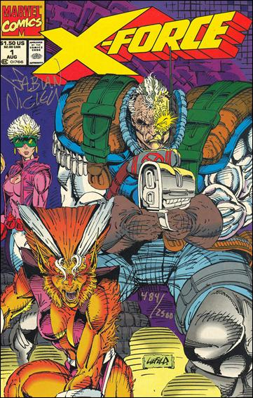 X-Force (1991) 1-H by Marvel
