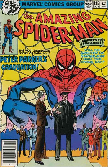Amazing Spider-Man (1963) 185-A by Marvel
