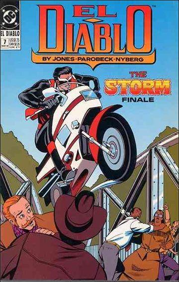 El Diablo (1989) 7-A by DC