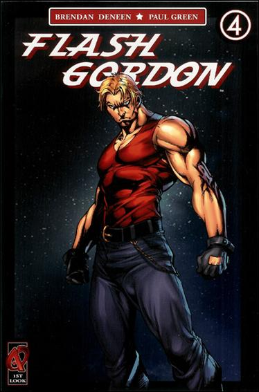 Flash Gordon (2008) 4-D by Ardden Entertainment