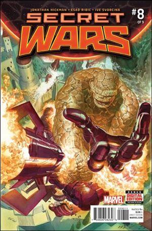 Secret Wars 8-A