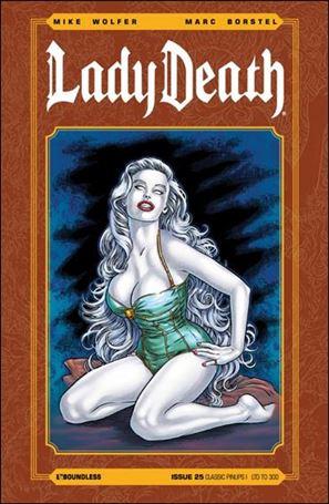 Lady Death (2010) 25-N