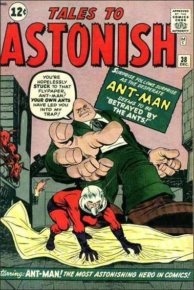 Tales to Astonish (1959) 38-A by Marvel