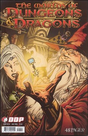 Worlds of Dungeons and Dragons 3-A