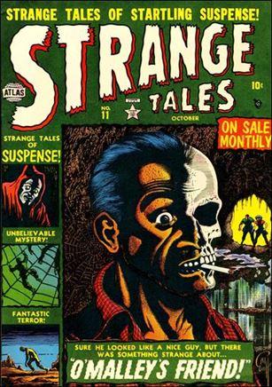 Strange Tales (1951) 11-A