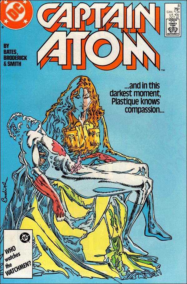 Captain Atom (1987) 8-A by DC