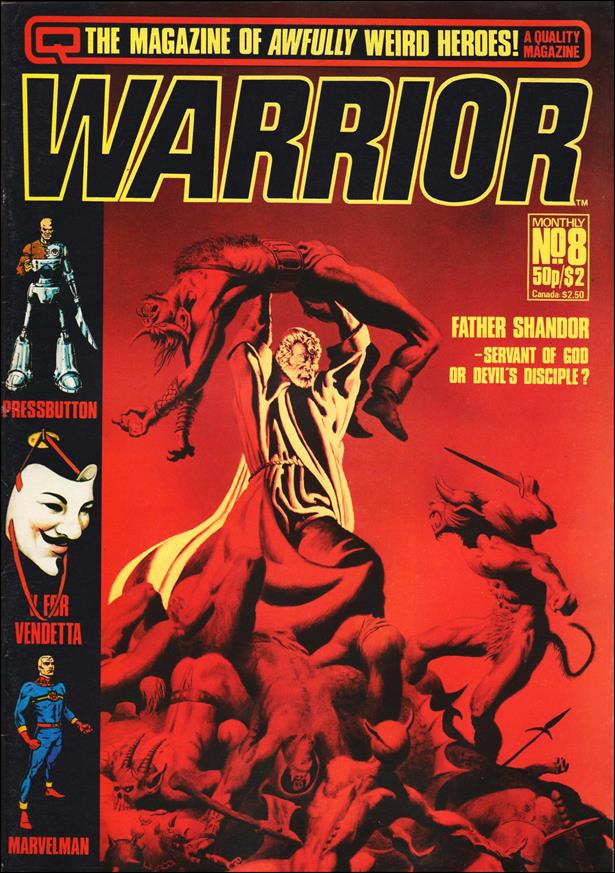 Warrior (UK) 8-A by Quality Communications