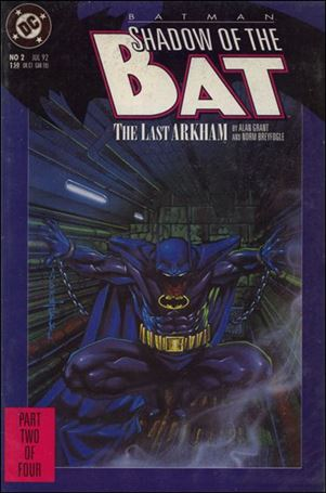 Batman: Shadow of the Bat 2-A