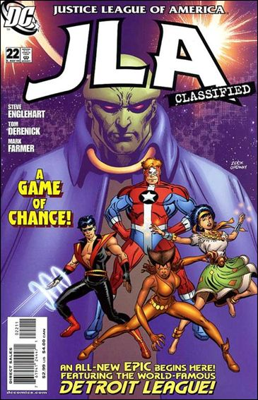 JLA: Classified 22-A by DC