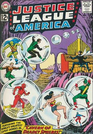 Justice League of America (1960) 16-A
