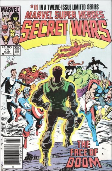 Marvel Super Heroes Secret Wars 11-B by Marvel