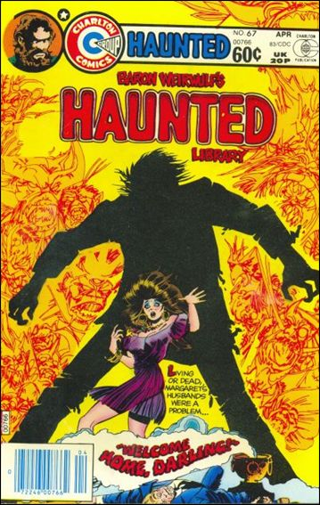Haunted (1971) 67-A by Charlton