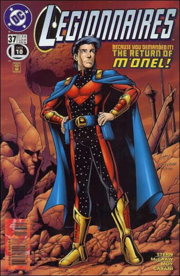Legionnaires 37-A by DC