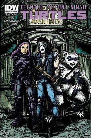 Teenage Mutant Ninja Turtles (2011) 46-B