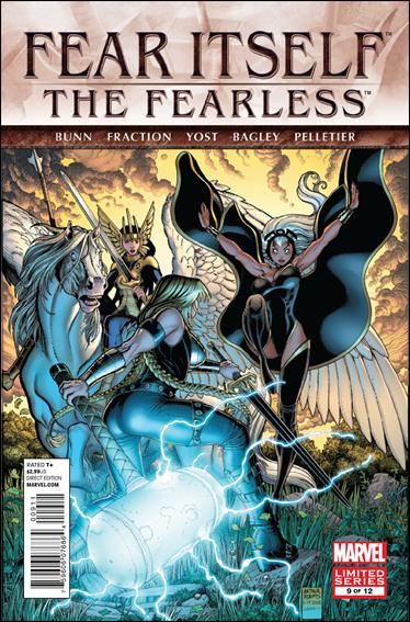 Fear Itself: The Fearless 9-A by Marvel