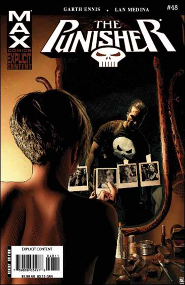 Punisher (2004) 48-A by Max