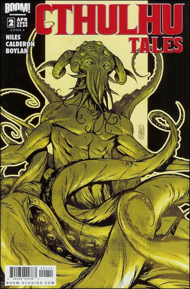 Cthulhu Tales (2008) 2-A by Boom! Studios