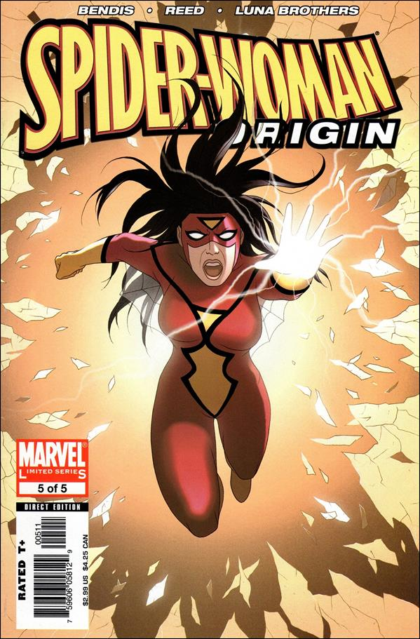 Spider-Woman: Origin 5-A by Marvel