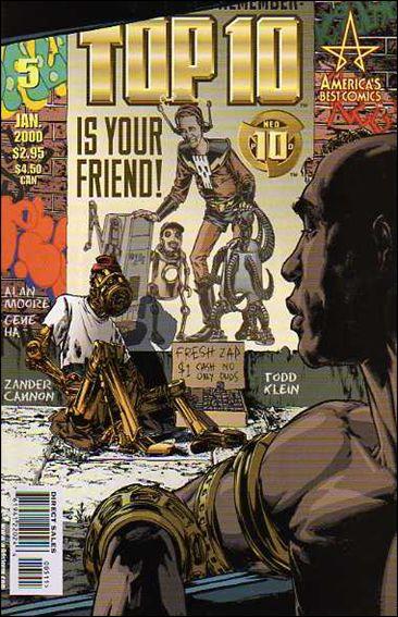 Top 10 5-A by America's Best Comics
