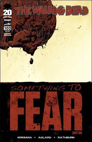 Walking Dead (2003) 102-B by Image