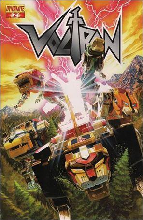 Voltron (2011) 2-A