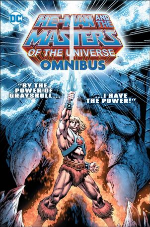 He-Man and the Masters of the Universe Omnibus nn-A